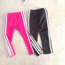 kids★three Line pants