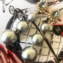 Bonbons Bijoux Gray Pearls