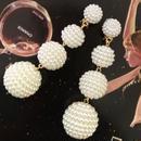 Bonbons Pearls Long&Lean イヤリング/ピアス