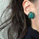 Amulet Emerald イヤリング/ピアス