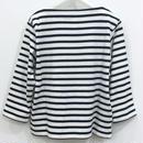 YAECA / 160218 / バスクシャツ