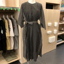COSMIC WONDER / 07CW17148 / うみ羽衣の有機栽培綿四光衣 (SUMIKURO)
