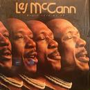 MUSIC LETS ME BE  /  LES McCANN (LP)
