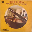 NOW HE SINGS, NOW HE SOBS / CHICK COREA