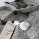 Bergfabel バーグファベル / Handmade jacket with hood ニットジャケット/ BFmW20/702