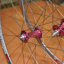ChrisKing R45(10speed)x DT Swiss RR585 x DT swiss Champion  HandSpun Wheel