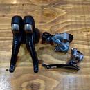 Shimano 6700 ULTEGRA シフター、ディレーラーセット
