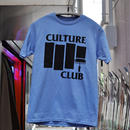 Culture Club T-shirt / Carolina Blue