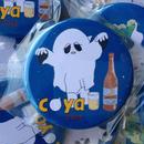 CD屋バッヂ⑦ (gちゃん瓶ビール編)
