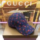 グッチ人気美品 高品質 GUCCI帽子 キャップ 紫 オシャレ