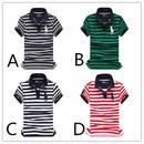 夏新作 4色選択可 ポロシャツ メンズ愛用 半袖 男女