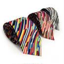 color bars tie / CESKY MOFF
