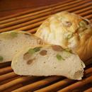 3色豆パン