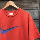 NIKE/ナイキ スウォッシュロゴ Tシャツ 90年代 (USED)
