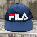 FILA/フィラ ロゴキャップ スナップバック 90年代 (USED)