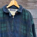 NAUTICA/ノーチカ フリース リバーシブルスウィングトップジャケット 90年代 (USED)