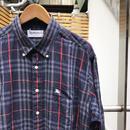 BURBERRYS/バーバリー ボタンダウンノバチェックシャツ 90年代 (USED)