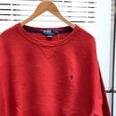 Polo Ralph Lauren/ポロラルフローレン スウェット 2000年前後 (USED)