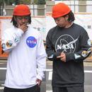 NASA/ナサ ロングスリーブTシャツ (NEW)