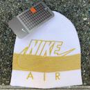 NIKE/ナイキ ロゴ刺繍 ニットキャップ 2004年 (DEADSTOCK)