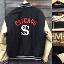 CHICAGO WHITE SOX/シカゴ ホワイトソックス スタジアムジャケット MIRAGE社製 80's (DEADSTOCK)