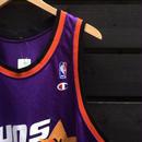 Champion/チャンピオン バスケットタンクトップ SUNS 9MAJERLE 90年代  Made In USA (USED)