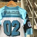 PACO/パコ ナンバリングフットボールシャツ 90年代 (USED)