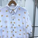 TRUSSARDI/トラサルディ ショートスリーブレーヨンシャツ (USED)