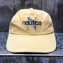 NAUTICA/ノーチカ ロゴキャップ 90年代 (USED)