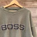 BOSS/ボス ロゴパイルスウェット 90年代 (USED)