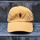 Polo Ralph Lauren/ポロラルフローレン キャップ レザーアジャスター2000年前後 (USED)