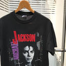 MICHAEL JACKSON/マイケルジャクソン BAD TOUR Tシャツ 88年 (USED)