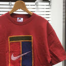 NIKE/ナイキ ナイキテニス  ロゴTシャツ 90年代 Made In USA(USED)