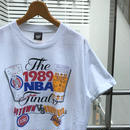 NBA 1989 FINAL/エヌビーエー 1989ファイナル Tシャツ Made In USA (USED)