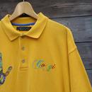 COOGI/クージー 鹿の子ポロシャツ 90年代(USED)