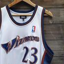 NBA WIZERDS JORDAN/エヌビーエー ウィザーズ ジョーダン バスケタンクトップ 2000年前後 (USED)