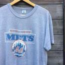 Champion/チャンピオン NEWYORK METS Tシャツ 80年代トリコタグ Made In USA ( USED)