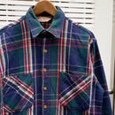 BIG MAC/ビッグマック チェックヘビーネルシャツ 90年代 Made In USA(USED)