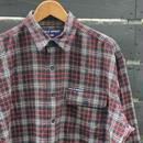 POLOSPORT/ポロスポーツ ウールチェックシャツ 90年代 (USED)
