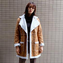 Vintage   Fake Mouton Coat