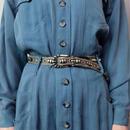 Vintage Mesh Belt