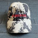 ORIGINAL DENIM BLEACH CAP