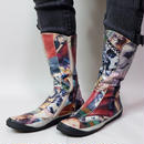 Vintage   Graphic Boots