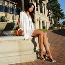 海外インポートセレクトホワイトシフォンポンチョ風デザインワンピースドレス白色