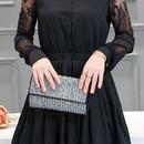 海外 インポート ブラック レース デザイン シャツ ワンピース ドレス 長袖