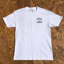 HAVOC HAWAII CLOTHING     HAVOC CITY T-shirts ホワイト/ブラック