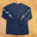 THE FILM  LONG T-shirts  ブラック/ホワイト