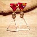 triangle marble
