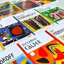 世界の名画で遊ぼう!シールブック(全11種)
