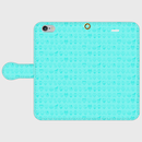 all cast GRAMnotebook turquoise